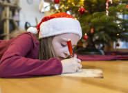 Kids Should Still Mail Letters To Santa, Canada Post Says Amid