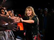 Taylor Swift a utilisé la reconnaissance faciale à un
