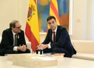 El Govern pide a Pedro Sánchez que no haya