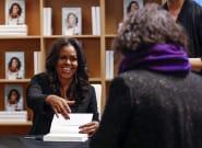 Michelle Obama présentera son livre à Bercy le 16