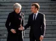 Sur le Brexit, Macron et l'UE ne feront pas de cadeau à