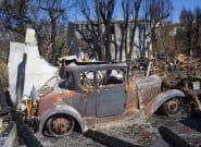 Les incendies en Californie ont causé au moins 9 milliards de dollars de