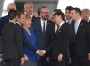 A Bruxelles, comment Macron veut calmer les inquiétudes de ses