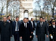 Gilets Jaunes: Emmanuel Macron
