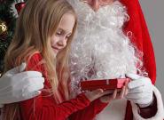Cette année encore, ma fille croit au Père Noël et j'espère que ça