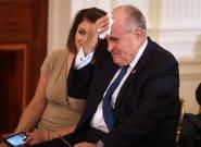 Rudy Giuliani, le