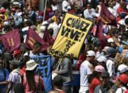 El chavismo intenta defender
