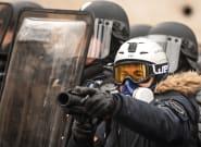 Les policiers armés de LBD porteront des