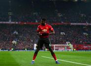 Manchester United-Brighton: la célébration jeune papa de
