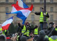 Suivez en direct l'acte X des gilets jaunes à Paris et en