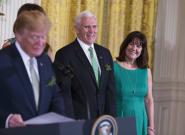 La femme de Mike Pence intègre une école