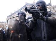 LBD: les tirs des policiers filmés à Bourg-en-Bresse ce