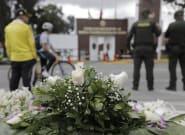 À Bogota, l'ELN revendique l'attentat de l'école de