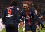 PSG-Guingamp: avec ce 9-0, les Parisiens établissent un nouveau record au Parc des