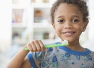 Kids Are Using Too Much Toothpaste When They Brush Their Teeth: CDC