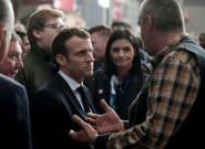 Au Salon de l'agriculture, Macron importe le grand débat et accumule le