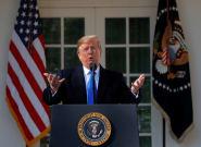 Donald Trump annonce décréter