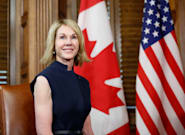 Kelly Craft, U.S. Ambassador To Canada, Formally Nominated For UN