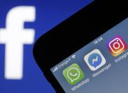 Facebook et Instagram victimes d'une panne