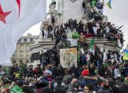 À Paris, les manifestations contre Bouteflika sont loin d'être