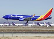 Un Boeing 737 MAX atterrit d'urgence lors d'un convoyage aux