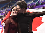 Tessa Virtue Opens Up About Her Relationship With Scott