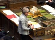 Brexit: la soirée cauchemardesque de Theresa May au