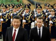 M. Macron, ces agissements de la Chine, nous ne devons plus les