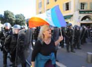 Gilets jaunes à Nice: Geneviève Legay