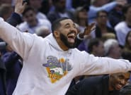 Drake Uses 'Curse' To Raptors' Advantage And Fans Couldn't Be