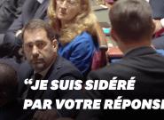 Au Sénat, Castaner réussit à faire regretter