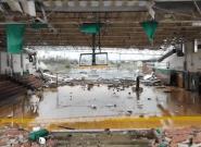 Les dégâts de l'ouragan Michael après son passage en