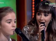 Aitana ('Operación Triunfo') da la sorpresa de su vida a una niña en Canal