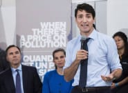 Justin Trudeau Denies Trolling Doug Ford With Carbon Tax Event On Premier's