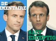 Macron ne fait pas d'exception pour Mélenchon en refusant de commenter ses affaires à