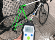 Un ciclista de Zaragoza da positivo por alcohol y la Policía alucina con su