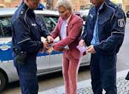 Arrestan en Berlín al Ken humano: