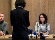 """L'épouse de l'ex-patron d'Interpol: """"Mon mari est victime d'une persécution politique"""" [à lire sur Courrier"""