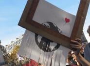 Marche pour le climat: le meilleur (et le pire) des pancartes dans les manifestations partout en