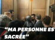 La colère de Jean-Luc Mélenchon face aux perquisitions de