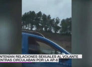 La Guardia Civil pilla a dos personas teniendo sexo en un coche por la