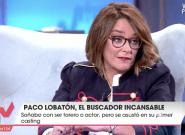 El 'dardo' de Paco Lobatón a Toñi Moreno ('Viva la Vida') por su