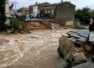 À Villegailhenc, dans l'Aude, les inondations ont emporté un
