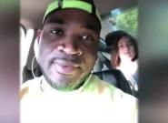 Un adulto negro conduciendo, dos niños blancos atrás: el episodio racista en EEUU que indigna en