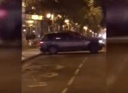 Si ves este coche por Madrid llama inmediatamente a la