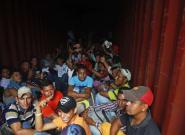 Trump amenaza con cerrar la frontera con México para frenar la llegada de migrantes