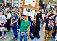 Marche pour le climat: Marion Cotillard est venue
