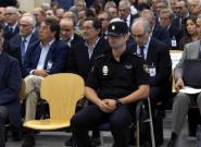 Rodríguez-Ponga y Del Rey, primeros condenados por las 'black' que ingresan en