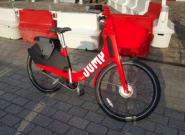 Uber présente Jump, son vélo électrique qui veut concurrencer Vélib' dès