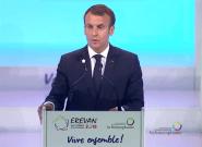L'hommage d'Emmanuel Macron à Charles Aznavour en